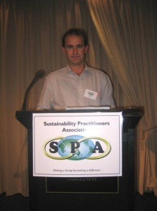 Craig Salt President Sustainable Practitioners Association