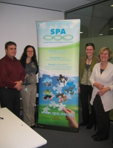 Sustainability Practitioners Association
